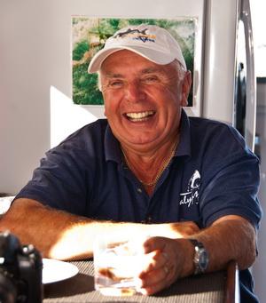 Great White Shark Cage Diving Operators - Calypso Star Charter's Rolf Czabayski