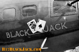 The History of the B-17F Black Jack Wreck