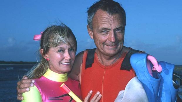 Conservation of the Australian Grey Nurse Shark - Ron & Valerie Taylor
