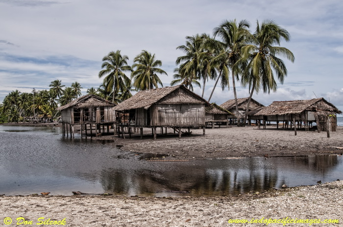 Understanding Papua New Guinea - Ako Village in Orotoba Province