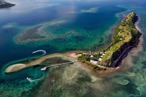 Loloata Island near Port Moresby