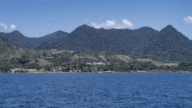 Milne Bay Province Overview - Alotau