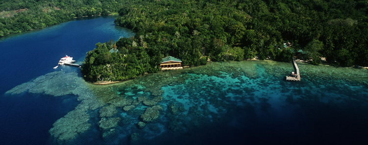 Tawali Dive Resort - Image courtesy of the resort