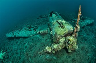 Diving Kimbe Bay – The Zero Wreck