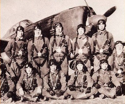 Kimbe Bay Zero Wreck - Japanese Kamikaze Pilots