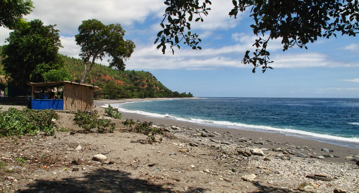 Maubara Beach
