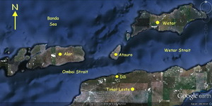 Diving Timor Leste (East Timor): New Location Pages & Image Galleries