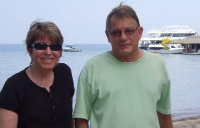 Walindi Dive Resort - Max and Cecilie Benjamin