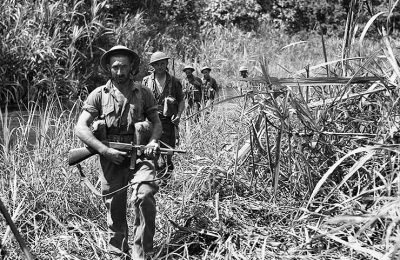 Papua New Guinea and WWII
