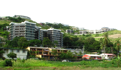 Expat housing in Port Moresby