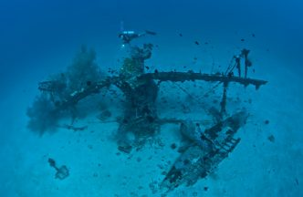 Kavieng Dive Sites – The Deep Pete Wreck