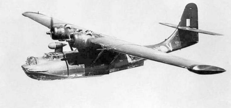 A WWII RAAF Catalina