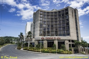 The Crowne Plaza