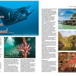 Nuigini Blue magazine - Raja Ampat article