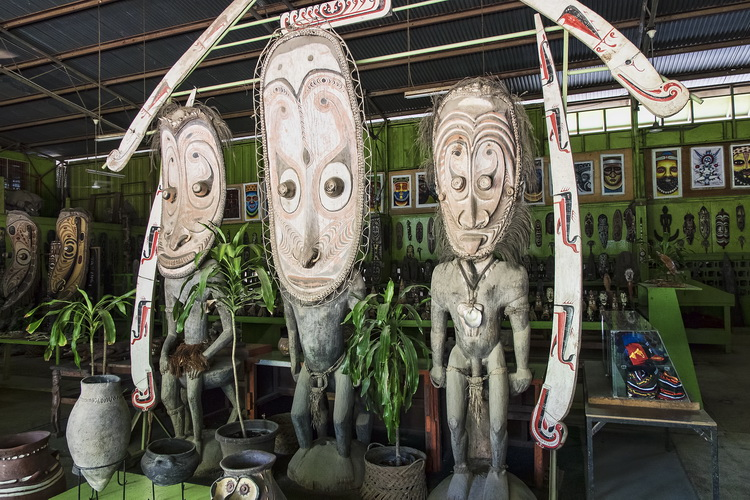 Port Moresby's PNG Arts