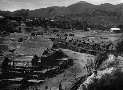 Hanuabada Stilt Village - Image Courtesy of the Australian Museum
