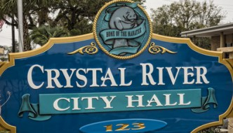 Crystal River – Home of the Florida Manatee