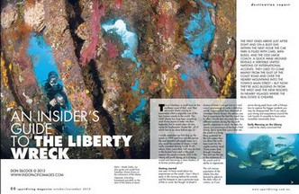 The Insiders Guide to the Liberty Wreck