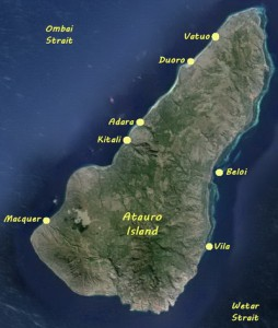 Atauro Island Dive Sites