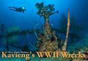 X-Ray article on Kaviengs WWII Wrecks