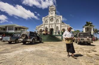 Tonga's Polynesian Culture