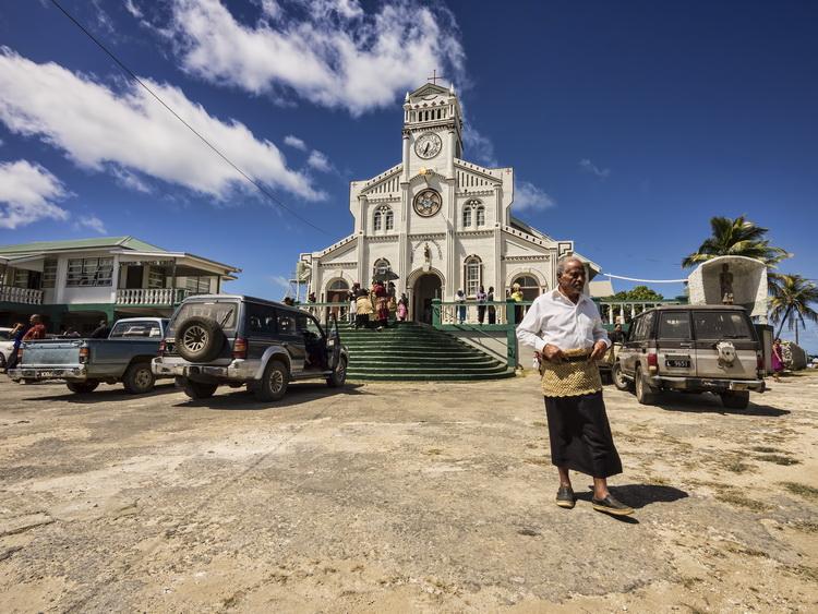 Tonga's Polynesian Culture - Sunday in Tonga...