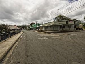 Tonga's Polynesian Culture - Downtown Neiafu on a Sunday....