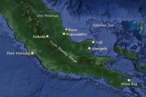Papua New Guinea's Oro Province