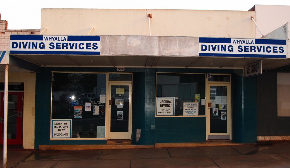 Overview of Whyalla and Diving Logistics - Whyalla Diving Services