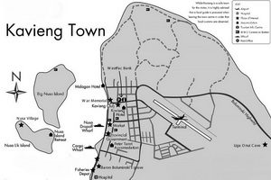 Kavieng Town Map_1_300