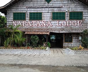 Milne Bay Province Logistics - Napatana Lodge in Alotau
