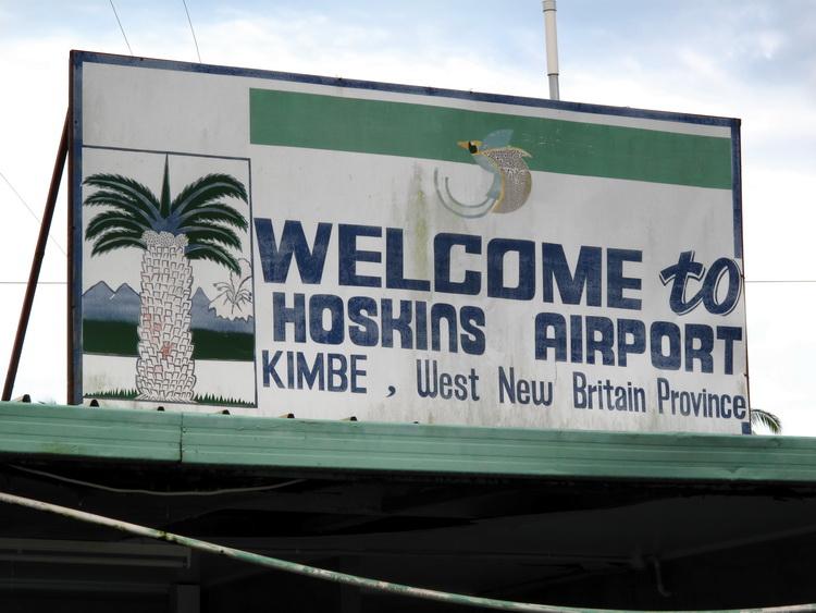 Kimbe Bay Logistics