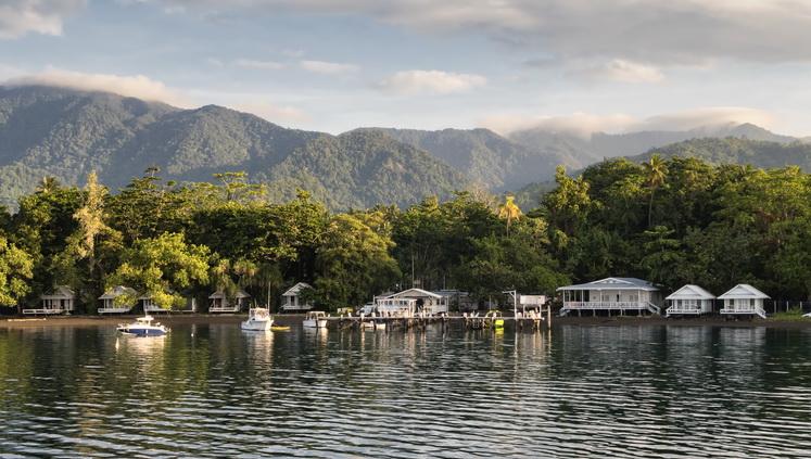 Milne Bay Province Logistics - Driftwood Resort